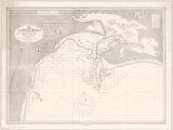 República Argentina, Puerto San Antonio, territorio del Río Negro / publicado por la Dirección General de Navegación y Comunicaciones del Ministerio de Marina