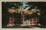 Savery Library, Talladega College, Talladega, Alabama