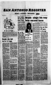 San Antonio Register (San Antonio, Tex.), Vol. 48, No. 2, Ed. 1 Thursday, April 12, 1979