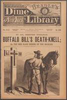 Buffalo Bill's death-knell, or, The red hand riders of the Rockies