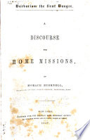 [Pamphlets on missions