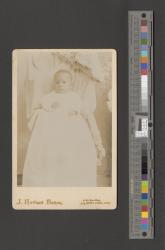 African American infant