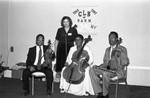 Musical Group Portrait, Los Angeles, 1987