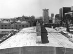 Ambassador Hotel ballroom roof, view facing west