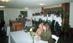 Waiter/waitress ceremony, Los Angeles, 1993