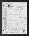 Administrative Records. Board of directors meetings, 1982, 1984, 1987-1992, 1995. (Box 1, Folder 25)