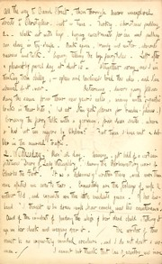 Thomas Butler Gunn Diaries: Volume 1, page 72, January 1-2, 1850