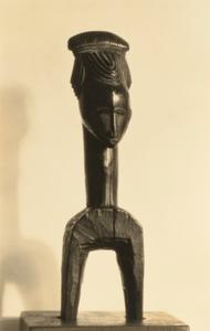 African Negro Sculpture, plate 10