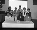 Group Pose, Los Angeles, 1987