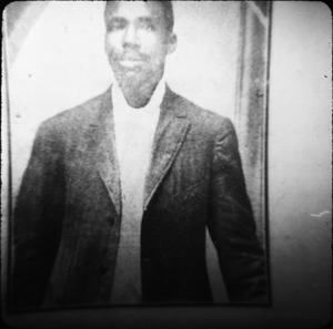 African-American Man in Harrison County
