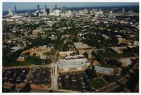 Aerial Campus View, circa 1990