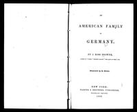 An American Family in Germany