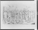 Enlistment of Sickles' brigade