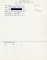Citywide Coordinating Council daily monitoring report for Brighton High School by Nancy Mitchell, 1975 November 13