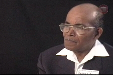 Oral history interview with Thomas Madison Armstrong, III, 2001