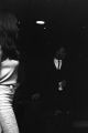 Tina Turner backstage at the Elks Club in Montgomery, Alabama, before a performance of the Ike and Tina Turner Revue.