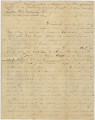 Letter from Hubert Dent in camp near Shelbyville, Tennessee, to his wife, Anna.