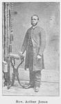 Rev. Arthur Jones A faithful member of the Baltimore Conference