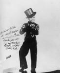 Tap dancer, Teddy Hale
