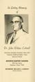 John Elihue Codwell, Sr.