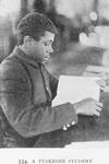 A Tuskegee student