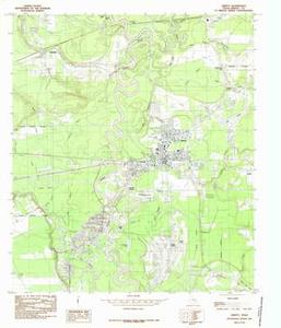 Liberty Quadrangle 7.5 Minute Series (Topographic)