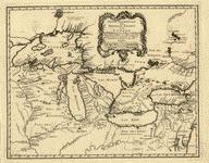 Partie occidentale de la Nouvelle France ou du Canada