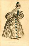 Morning dress, 1835