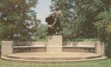 """Booker T. Washington Monument, Tuskegee Institute, Alabama."""