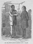 Rev. Mr. Wilson and his captured slave.-page 83