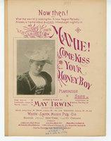 Mamie! come kiss your honey boy