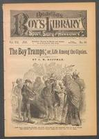 The boy tramps, or, Life among the gipsies