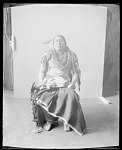 Roan Chief, chief of the Kitkehaki ? Pawnee and former goverment scout 1904
