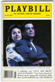Playbill June 30th, 1992 cover with Guys and Dolls on Cover