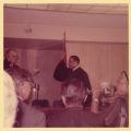 Hooks being sworn in as judge