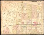Nashville. Plate 11 from G. M. Hopkins' Atlas of Nashville (1889)