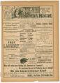 """A Night at the Circus"" theater program, Bijou Opera House, Minneapolis, Minnesota"