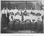 Some future homemakers and teachers; [Saint Mark's School; Birmingham, Alabama.]