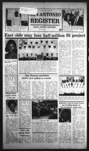 San Antonio Register (San Antonio, Tex.), Vol. 58, No. 9, Ed. 1 Thursday, June 15, 1989