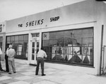 """""""The Sheiks Shop"""", exterior"""