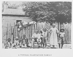 A typical plantation family