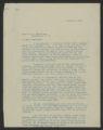 General Correspondence of the Director, Last Names U-W, 1915