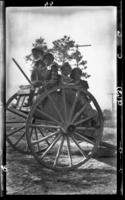 "North Carolina ""Blackberries"" (black children) March 1906, p.m."