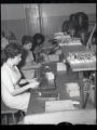 Photograph Collection, 1949-1963. Main subject: Wayne County Commission, Additional subject(s): Women employees, Black employees