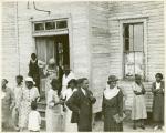 Sunday in Little Rock, Ark., 1935