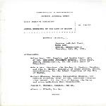 Board of Education v. Boston School Committee: Proceedings