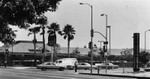 Watts business district
