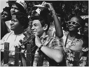 Civil Rights March on Washington, D.C. [Marchers.], 08/28/1963