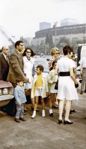 39. 1968, Ship Naming Ceremony of the Merle M. McCurdy