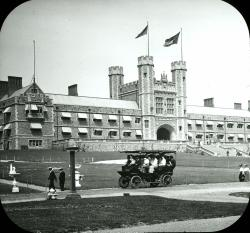 Administration Building. Louisiana Purchase Exposition.